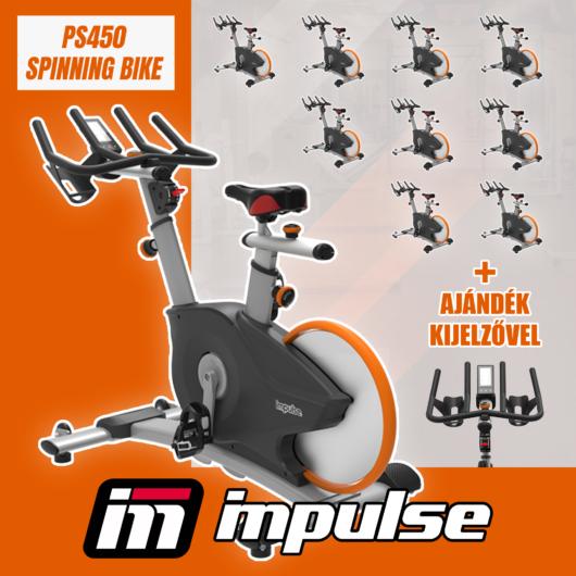Impulse Cardio - PS450 szobakerékpár