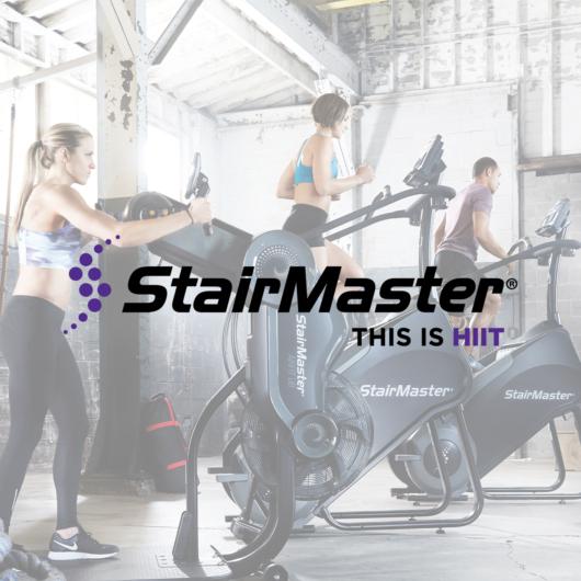 Fitness Mánia StairMaster Tanfolyam
