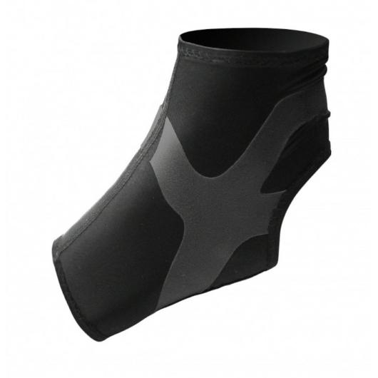 BodyVine Ultrathin Compression Ankle Stabilizer Plus Black - Ultravékony Kompressziós Boka Rögzítő Plus Fekete