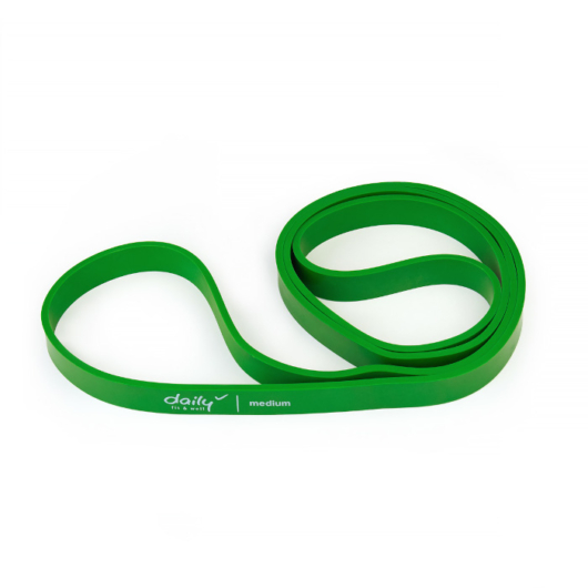 Daily Fit & Well Power Band - Gumiszalag Medium