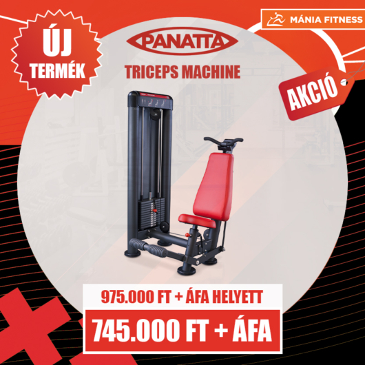 Panatta Triceps Machine - Tricepszgép