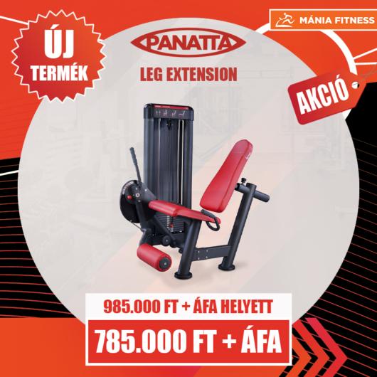 Panatta Leg Extension - Combfeszítő Gép