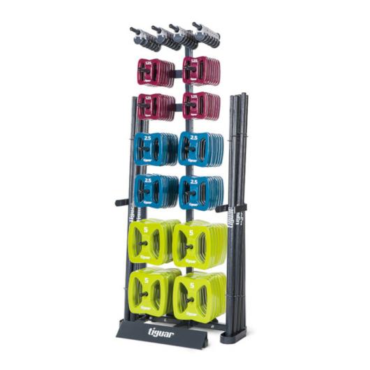 Tiguar Smart Line PowerGym Rack 16/12
