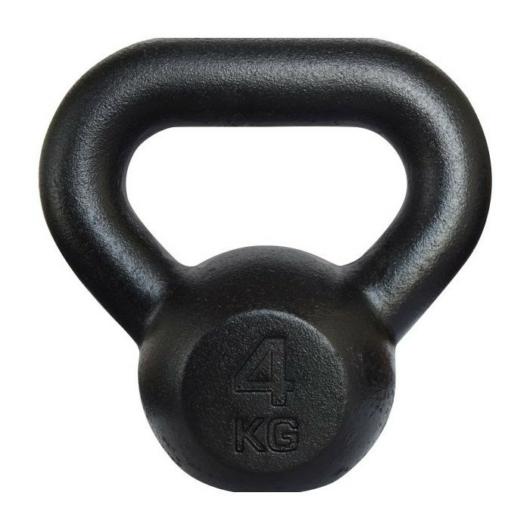 Tiguar kettlebell cast iron weight 4 kg