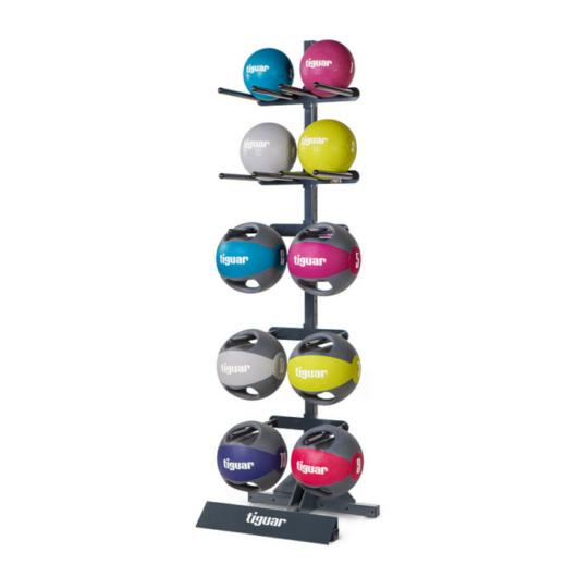 Tiguar Medicine Ball Rack - Medicin labda tartó