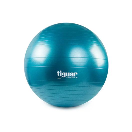 Tiguar body ball Safety Plus 75 cm kék