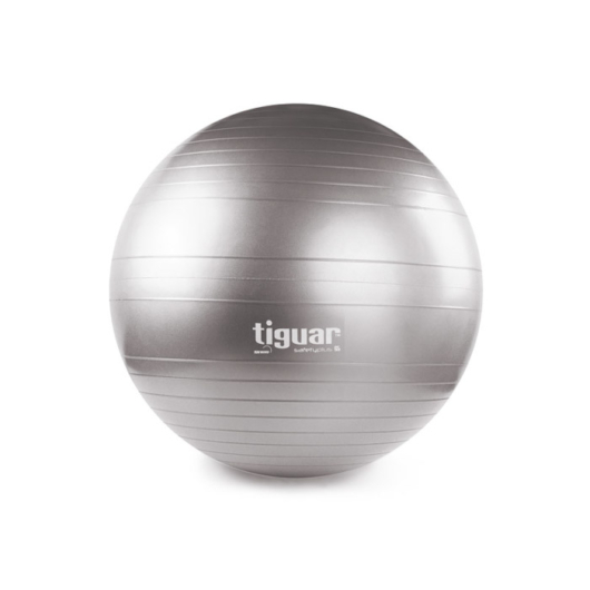 Tiguar body ball Safety Plus 65 cm szürke