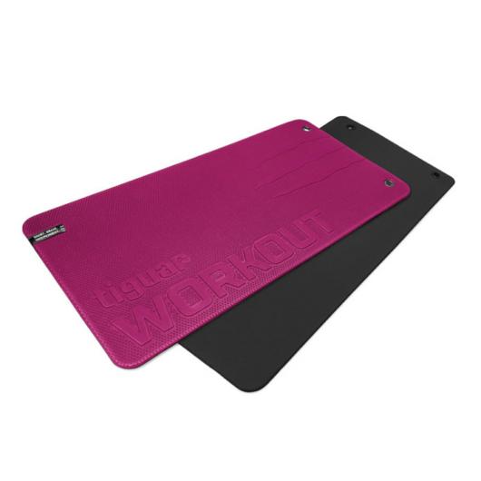 Tiguar workout mat Fitness szőnyeg lila-fekete