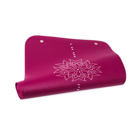 Tiguar Yoga Basis jógaszőnyeg lila