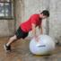 Kép 2/5 - Reebok fitness labda