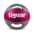 Kép 1/6 - Tiguar medicin labda lila/szürke 5 kg